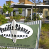 Student accommodation photo for Pacific Shores Apartments in Middle of Santa Cruz, Santa Cruz