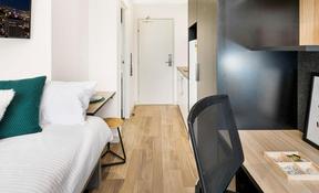 Studio Saver Double—Low Floor