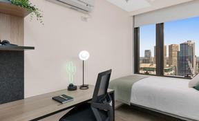 4 Bedroom Apartment— High Floor