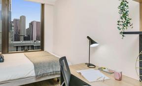 Studio Premier Double—High Floor