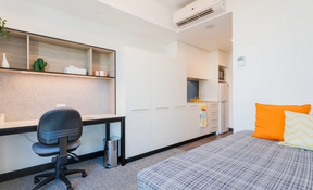 Studio Apartment (Double High Floor)