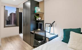 2 Bedroom Apartment Plus—High Floor