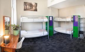 4 bed en-suite dorm