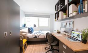 Standard Room - 2 Bed Flat
