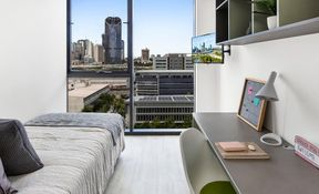 Studio Apartment High view