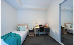 Two Bedroom Apartment - Small (Low Level)