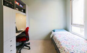 Single room - 2 bedroom (standard)