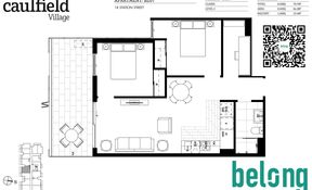 2 Beds 1Bath