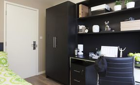 Silver Two Bed Apartment