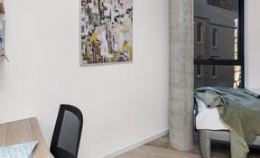 3 Bedroom Apartment -  Low View