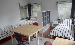 3 Dorm Shared Room - Female