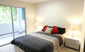 1 Bedroom Within a 2 Bedroom Apartment