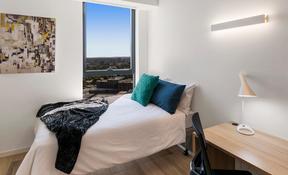 Studio Plus Double - High Floor