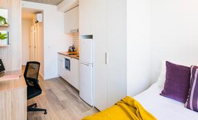 Studio Premier Double  - High Floor