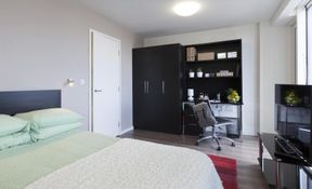 Gold One Bed Apartment