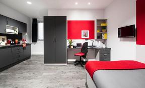 1 Bedroom Flat (Dual Occupancy)
