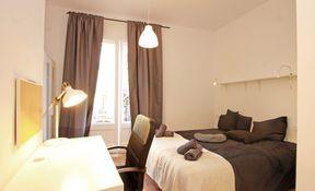 Double  En suite Room with balcony