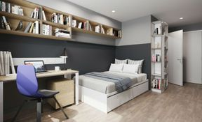 6 Bed Cluster