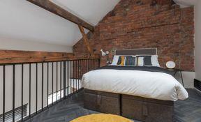 1 Bedroom Duplex Apartment (Large)