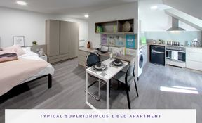 Superior Plus 1 Bed Apartment