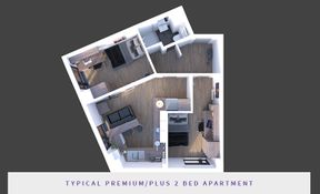 Premium 2 Bed Apartment