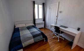 Room 3 Maison de Côte Ste-Catherine Second Floor