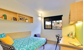 Single Ensuite Room in a 4 Person Apartment
