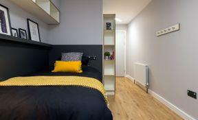 8 Bed Cluster