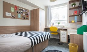 Classic two bedroom flat