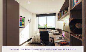 Standard Penthouse Ensuite