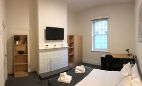 Room 3- Double/Bunk