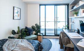 1 Bed Apartment Upper