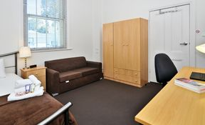 Room 1- Single