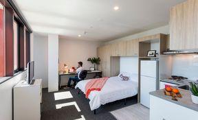 Studio Apartment Accessible