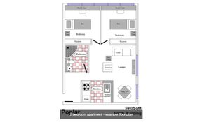 2 Bedroom Large (PRINCES ONLY)