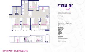 5 Bedroom Standard