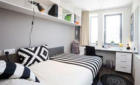 Basic en-suite room
