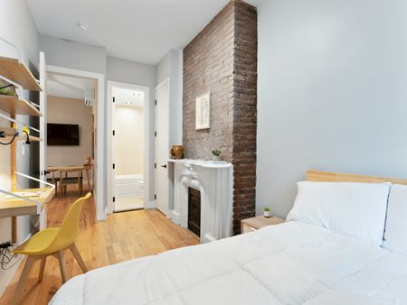 The Bed Stuy House