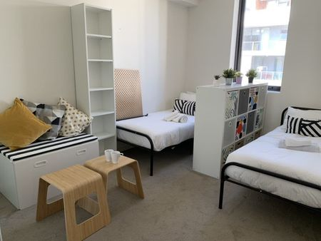 Inndeavor Wolli Creek Student Apartment