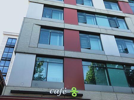 中央1号公寓 Chung-Ang No.1 Residence