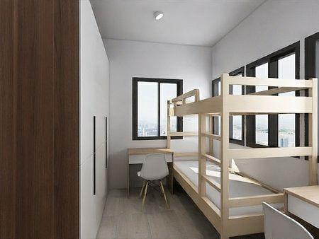 Luen Tak Building - 佐敦联德大厦学生公寓(女生)