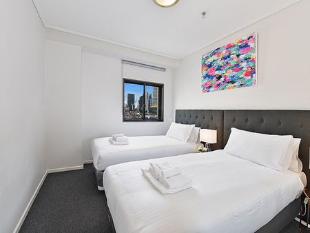 Apartment Stays @ 181 Exhibition Street