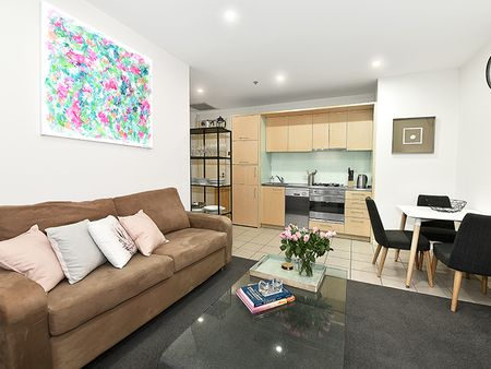 Apartment Stays @ 187 Collins Street