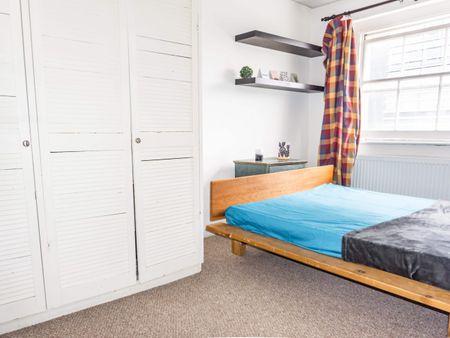 Westbourne B - Warm double room in Paddington