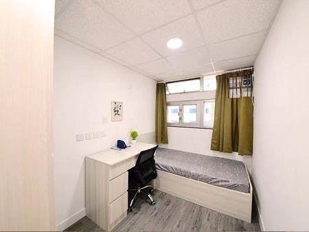 Siu On Building - 西营盘兆安大厦服务式公寓