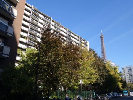 Tour Eiffel studio