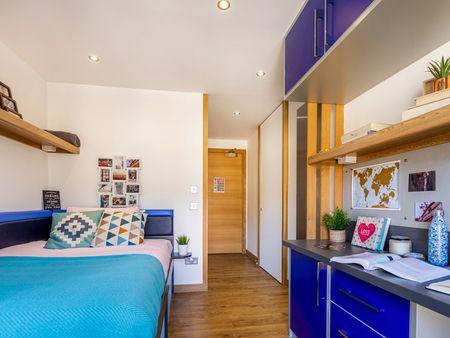 Kaplan Living Glasgow – Argyle Street