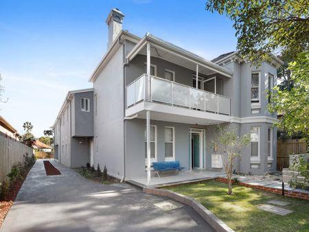 Chandos house Sydney