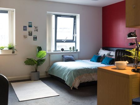 Student accommodation photo for St Marks Court in Woodhouse & Headingley, Leeds