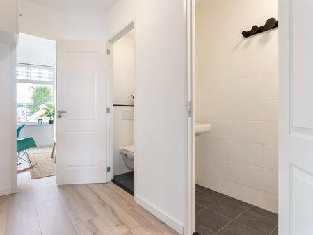 Cozy single bedroom in a 2-bedroom apartment near Rotterdam, Eudokiaplein tram stop